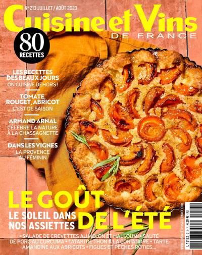 Cuisine et Vins de France (photo)