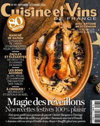 Cuisine et Vins de France N° 197