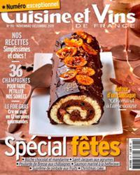 Cuisine et Vins de France N° 191