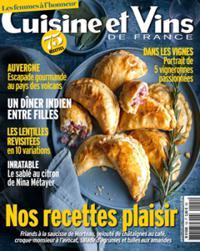 Cuisine et Vins de France N° 192