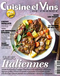 Cuisine et Vins de France N° 193