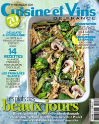 Cuisine et Vins de France N° 194