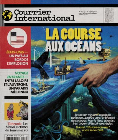 Courrier International - N°1506