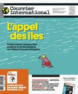Courrier International (photo)