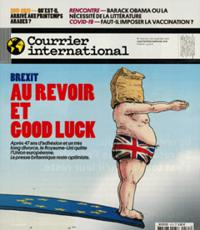 Courrier International N° 1575
