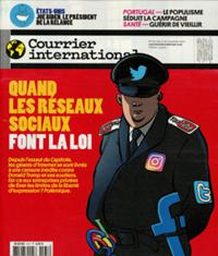 Courrier International N° 1577