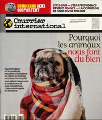 Courrier International N° 1585