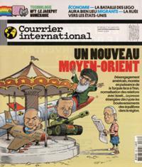 Courrier International N° 1587
