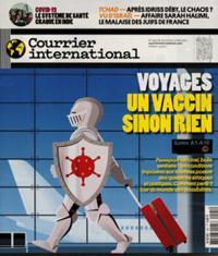 Courrier International N° 1591