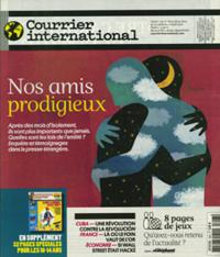 Courrier International N° 1603