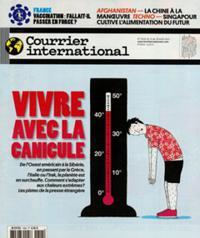 Courrier International N° 1606