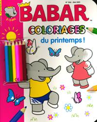 Babar N° 346