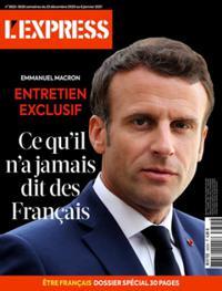 L'Express N° 3625