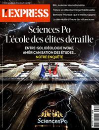 L'Express N° 3643