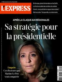 L'Express N° 3651