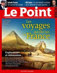 Le Point N° 2523