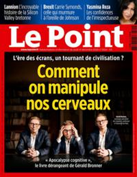Le Point N° 2524
