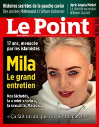 Le Point N° 2527