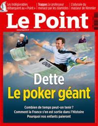 Le Point N° 2530