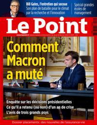 Le Point N° 2531