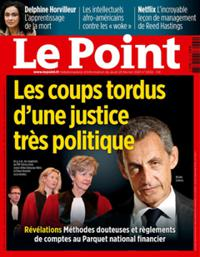 Le Point N° 2532