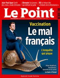 Le Point N° 2534