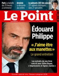 Le Point N° 2537