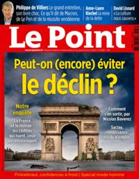 Le Point N° 2538