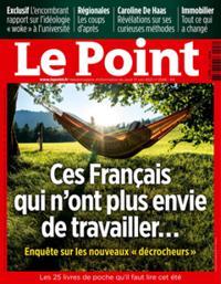 Le Point N° 2548