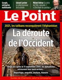 Le Point N° 2553
