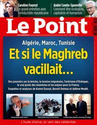 Le Point N° 2556