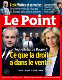 Le Point N° 2559