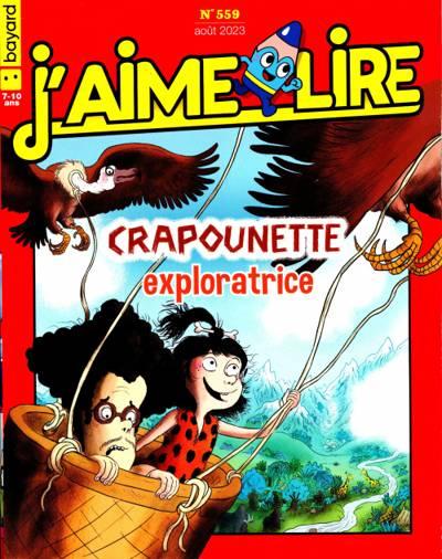 Abonnement magazine J'aime Lire