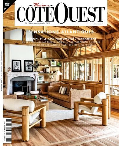 Abonnement magazine Maisons Coté Ouest