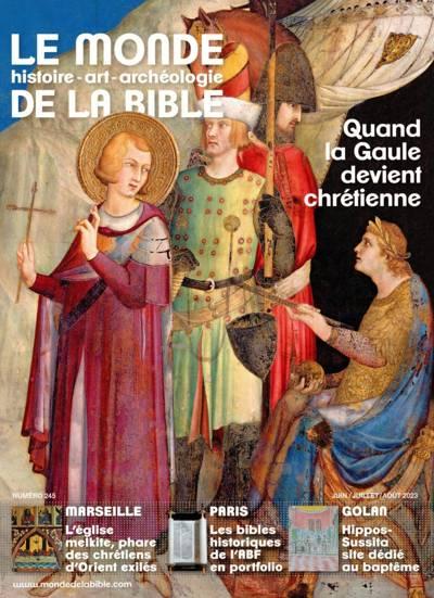 abonnement magazine le monde de la bible pas cher viapresse. Black Bedroom Furniture Sets. Home Design Ideas