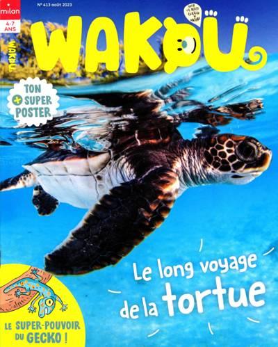 Abonnement magazine Wakou