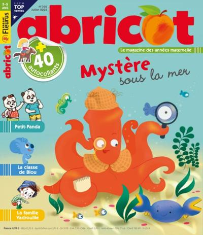 Abricot - N°349