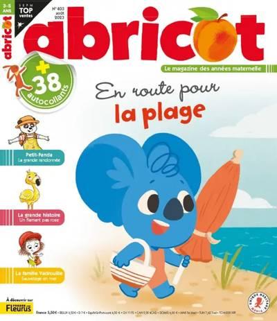 Abonnement magazine Abricot
