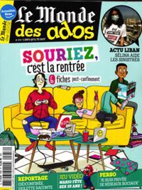 Le Monde des Ados N° 456