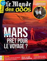 Le Monde des Ados N° 459
