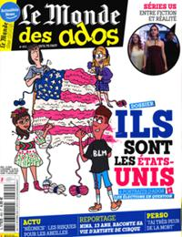 Le Monde des Ados N° 460