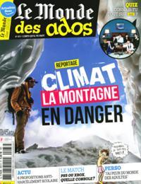 Le Monde des Ados N° 463