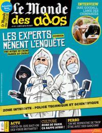 Le Monde des Ados N° 466