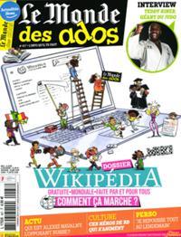 Le Monde des Ados N° 467