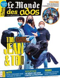 Le Monde des Ados N° 468
