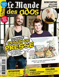 Le Monde des Ados N° 470