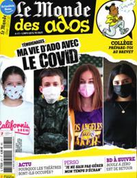 Le Monde des Ados N° 471