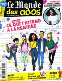 Le Monde des Ados N° 478