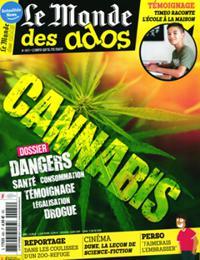 Le Monde des Ados N° 480