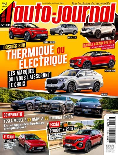 L'Auto Journal - N°1039
